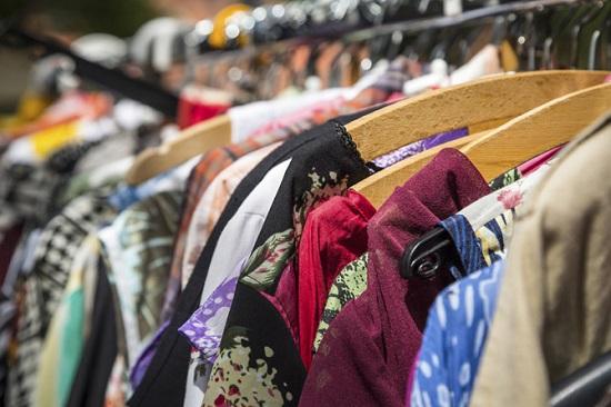 Vendere i vestiti usati e guadagnare
