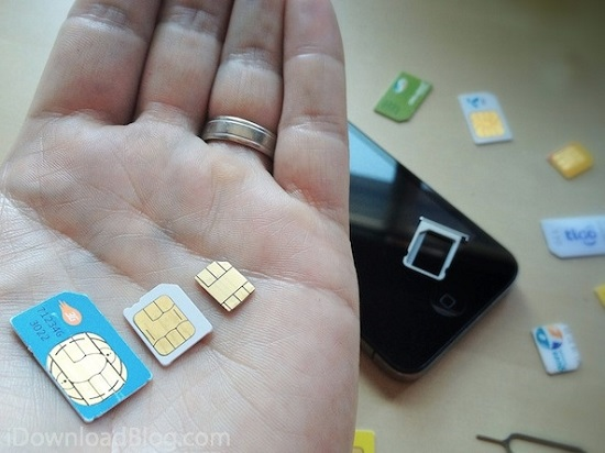 micro-nano-sim