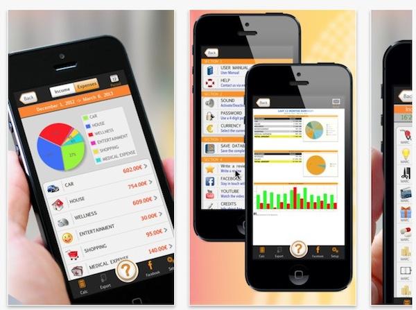 Applicazioni iPhone per gestire le finanze