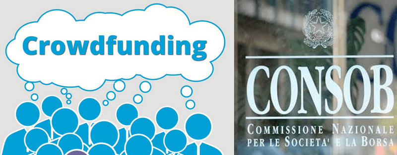 Regolamento legato al crowdfunding