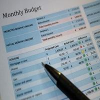 gestire il budget familiare