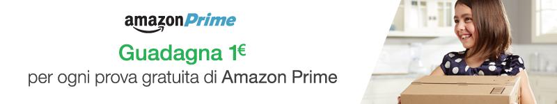 Guadagnare con Amazon Prime