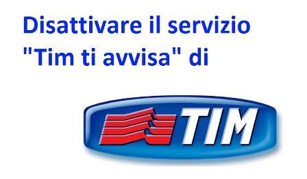 Disdetta TIM