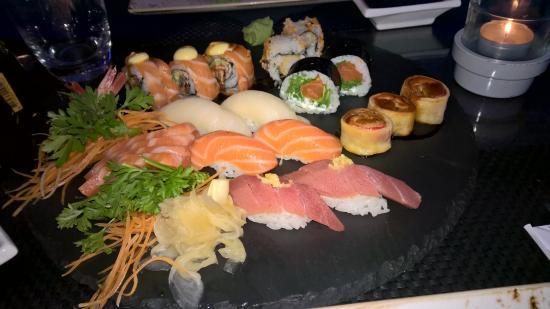 Nero Sushi Napoli