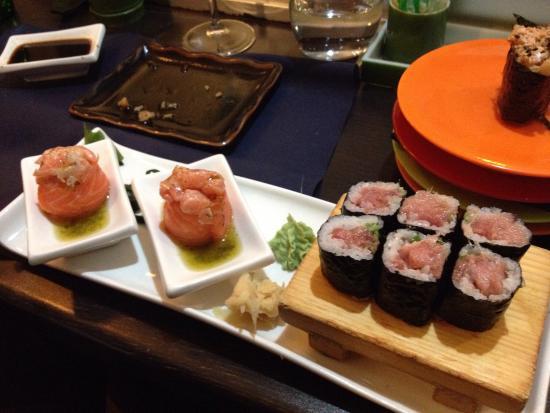 sakana sushi Roma