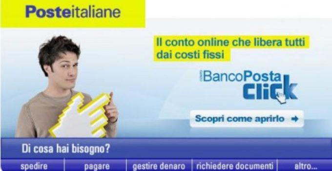 Bancopostaclick
