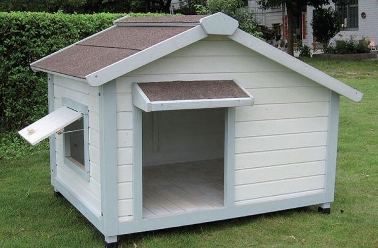 Cucce per cani da esterno acquistale su amazon for Cucce per gatti da esterno coibentate