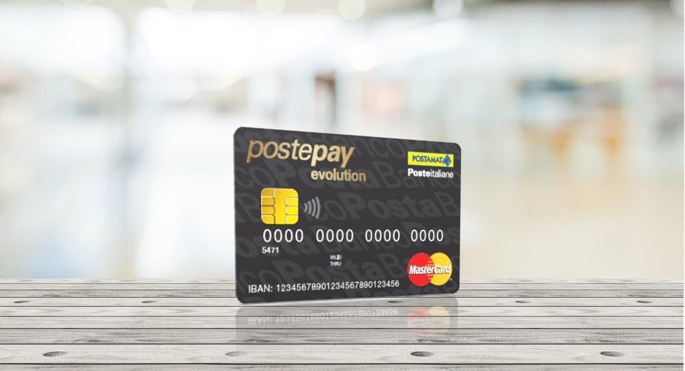 special cash postepay evolution